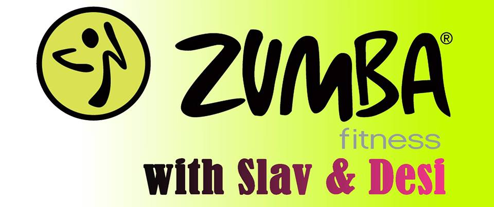 ZUMBA fitness with SLAV & DESI